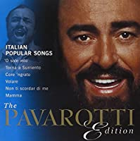 Italian Popular Songs by LUCIANO PAVAROTTI (2008-08-26)