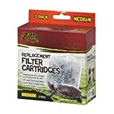 Zilla-Replacement Filter Carridges Medium-3 Pack 09830