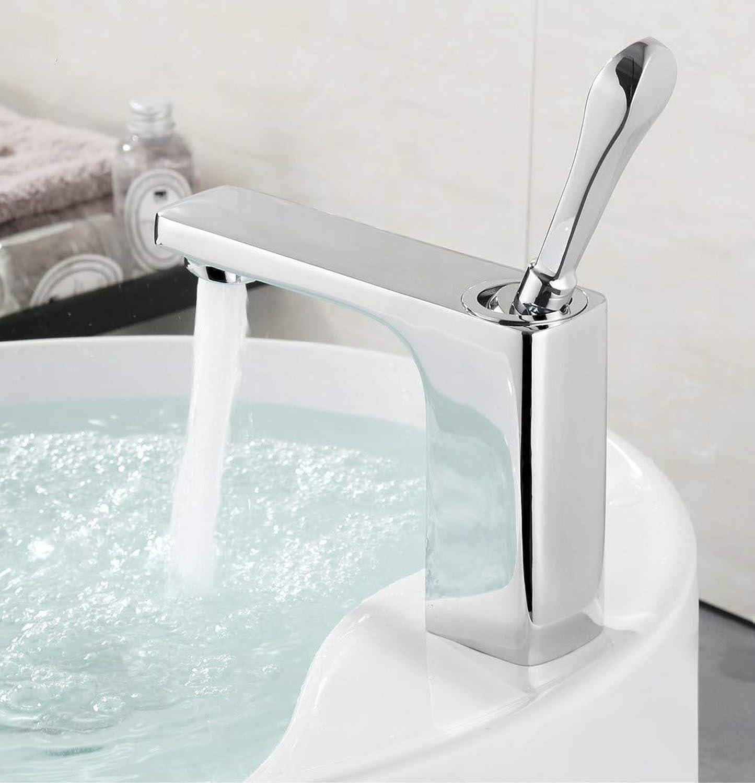 ZHUAPP Waschbecken Wasserhahn Messing Waschbecken Waschbecken Heien Und Kalten Wasserhahn Bad WC Waschbecken Wasserhahn
