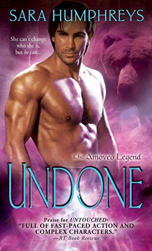 Undone (The Amoveo Legend, Band 4)