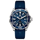 Tag Heuer Aquaracer Blue Dial Mens Watch WAY101C.FT6153