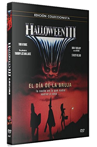 Halloween III. El Día de la Bruja 1983 DVD Edicion Coleccionista Halloween III: Season of the Witch (Spanien Import, siehe Deta