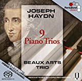 Haydn: 9 Trios Con Piano / Beaux Arts Trio