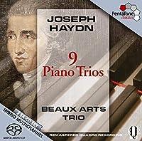 9 Piano Trios (Hybr)