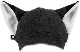 Fleece Fox Ears Beanie Hat