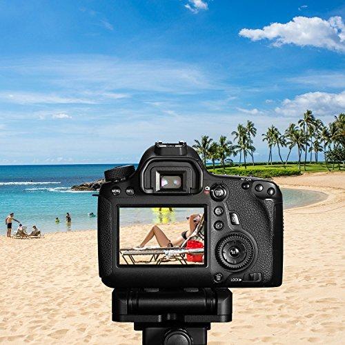 Yosoo Aluminum Alloy Folding Z Flex Tilt Head Camera Bracket Quick Release Plate Tripod Ball Head with Spirit Level For Canon Nikon Sony Camera Camcorder Tripod