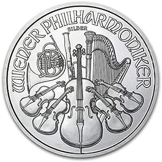 2015 AT Austria Silver Philharmonic Commemorative Ungraded