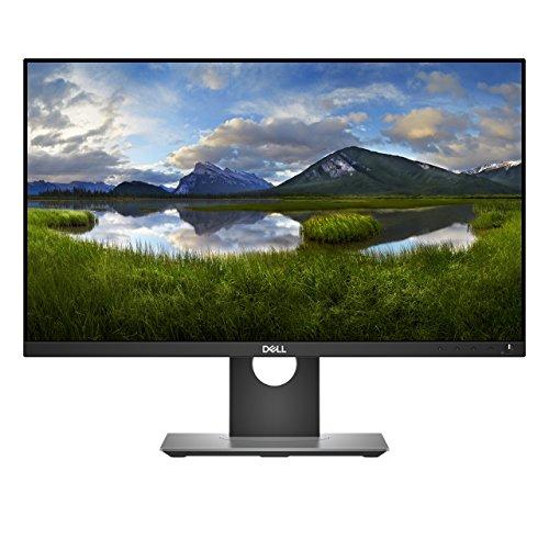 Dell 24 Monitor - P2418D - 60.4Cm(23.8), Nero, 24-Inch