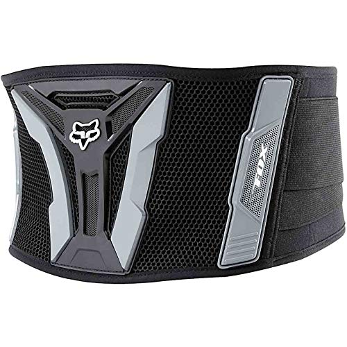 Fox Racing Turbo Youth Kidney Belt Motocross/Off-Road/Dirt Bike Motorcycle Body Armor - Black/One Size