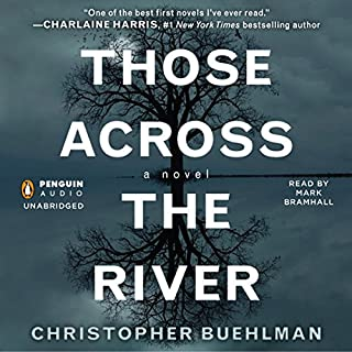 Those Across the River cover art