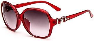 Bullidea Sunglasses Women's Large Frame Polarized Eyeglasses Driving Fishing Golf Goggles Eyewear UV 400 Protection Color ...