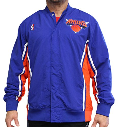 Mitchell & Ness NY Knicks Authentic Warm Up Jacket image