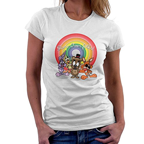 Cloud City 7 Tiny Toons Five Nights At Freddys Women's T-Shirt