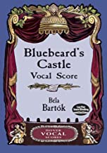 Bluebeard's Castle Vocal Score (Dover Vocal Scores)
