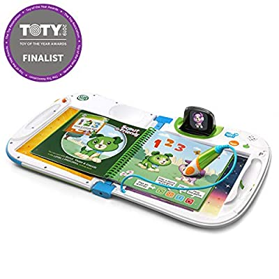 LeapFrog LeapStart 3D Interactive Learning System (Frustration Free Packaging), Green