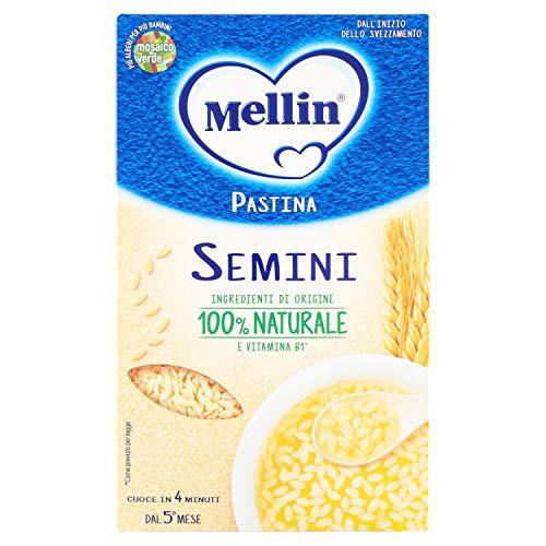Mellin Pastina Semini - 1 confezione da 320 g