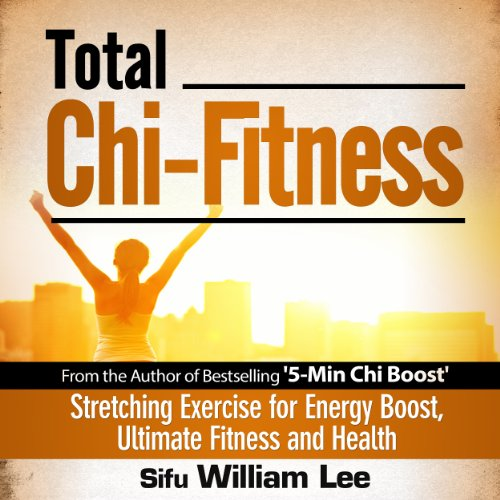 Total Chi Fitness audiobook cover art