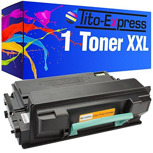 Tito-Express PlatinumSerie 1x Toner XXL ersetzt Samsung MLT-D203L Xpress | geeignet für Samsung ProXpress M3320ND M3370FD M3820D M3820DW M3820ND M3870FD M3870FW M4020D M4020ND M4020NX M4070FR M4070FX