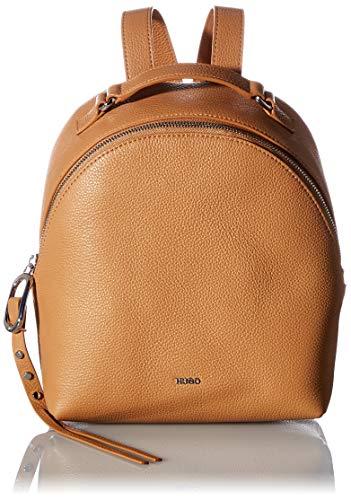 HUGO Kim Backpack-P, Mochila para Mujer, Color Beige Claro 274, Einheitsgröße