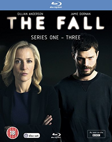 The Fall - Series 1 to 3 [Blu-ray]