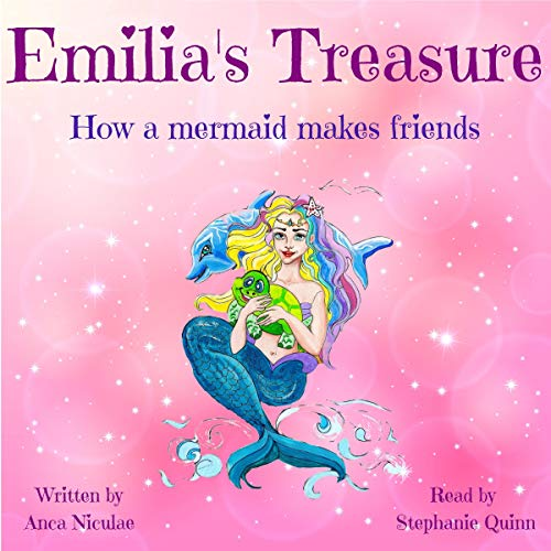 Emilia's Treasure audiobook cover art