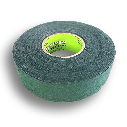 Renfrew (Scapa Tapes, Stoff Hockey Klebeband, 2,5cm breit, dunkelgrün