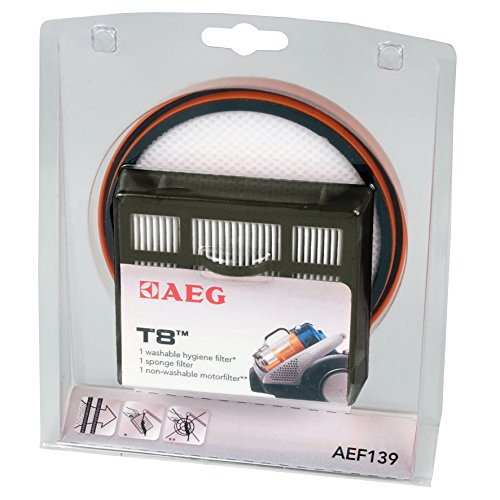 AEG AEF 139 Filter - Set pour bagless- Sauger T 8, AET 3550, AET 3570