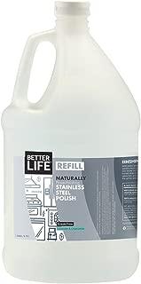 Better Life Stainless Steel Polish Refill, Lavender & Chamomile