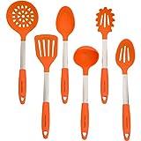 10 Best Orange KITCHEN Utensils Sets