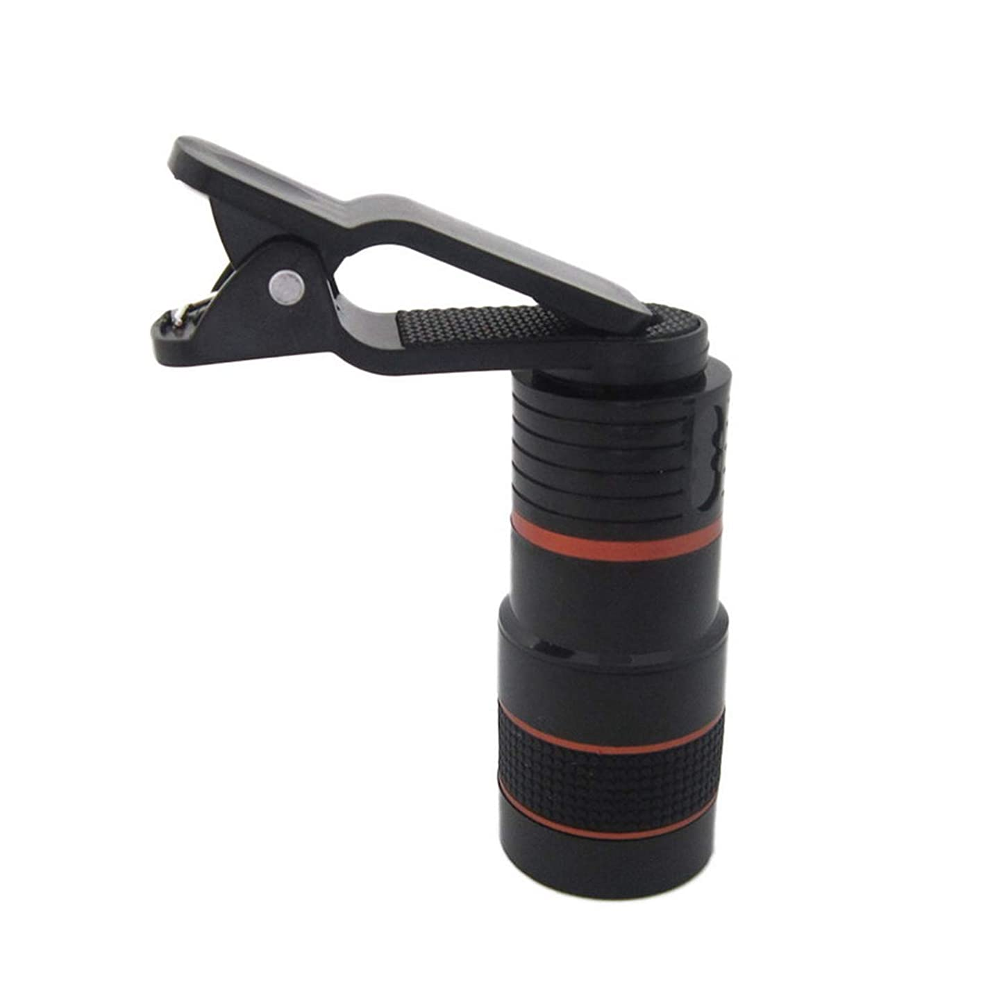 Universal Clip-on 8X Zoom Camera Lens Telescope Telephoto for Phone for Cameras for Mobile Phones