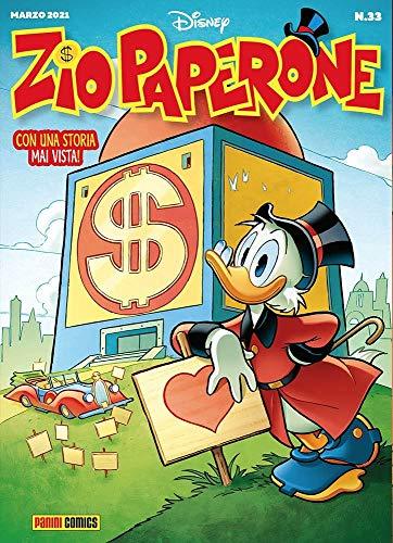 Fumetto Zio Paperone N° 33 - Disney Panini Comics – Italiano