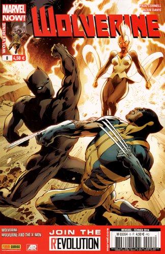 Wolverine, Tome 8 : 2013