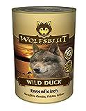 Wolfsblut | Wild Duck | 6 x 395 g | Ente | Nassfutter | Hundefutter |...