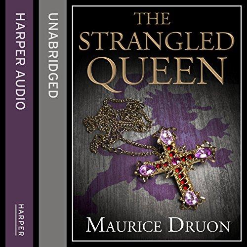 The Strangled Queen cover art
