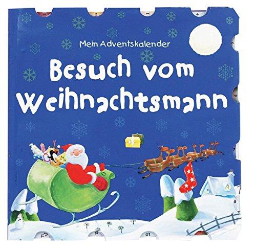 Mein Adventskalender: Besuch vom Weihnachtsmann