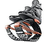 Kangoo Jumps XR3 Black and Orange Size Large Womens 10, 11, 12...