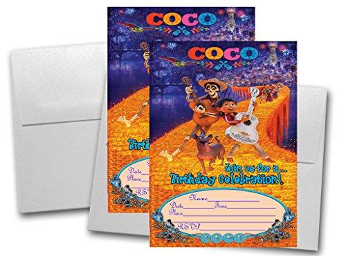 Crafting Mania LLC. 12 Coco Birthda…