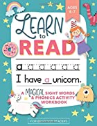 Cover image of Learn to Read by Modern Kid Press