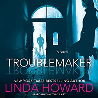 Troublemaker audiobook cover art