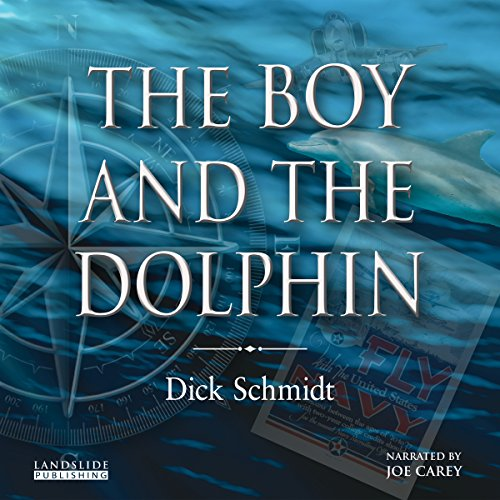 The Boy and the Dolphin audiobook cover art