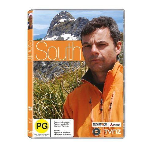 South (New Zealand) [DVD] by Marcus Lush