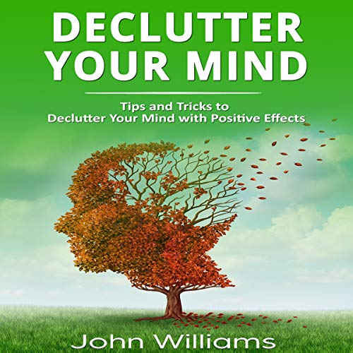 Couverture de Declutter Your Mind: Tips and Tricks to Declutter Your Mind with Positive Effects