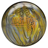 Brunswick Magnitude 035 Bowling Ball- Gold/Silver Pearl