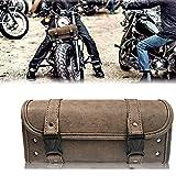 ZQSLD Motorrad-Werkzeugtasche, Motorrad-Sattel-Speicher-Beutel, Motorrad Pannier, Motorrad...