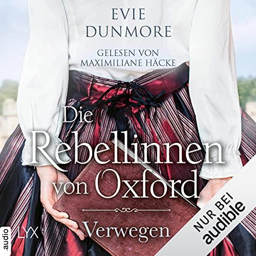 Die Rebellinnen von Oxford - Verwegen cover art