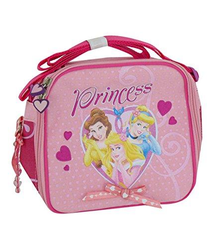 Sac à gouter rose Princesses