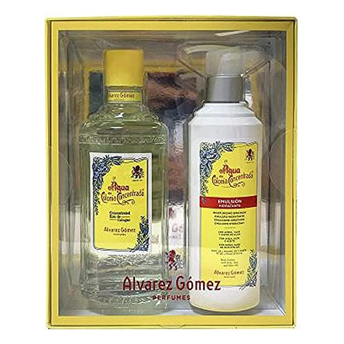 Agua de Colonia Agua de Colonia Concentrada Alvarez Gomez EDC (2 pcs) Perfume Original | Perfume de Mujer | Colonias y Fragancias de Mujer