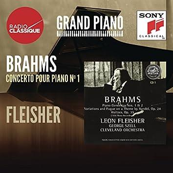 Brahms: Concerto 1 - Fleisher