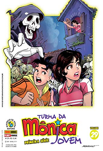 Turma Da Mônica Jovem: Primeira Série Vol. 29