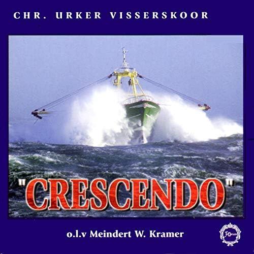 Christelijk Urker Visserskoor Crescendo o.l.v. Meindert Kramer